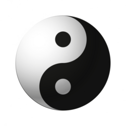 Symbole du Ying Yang
