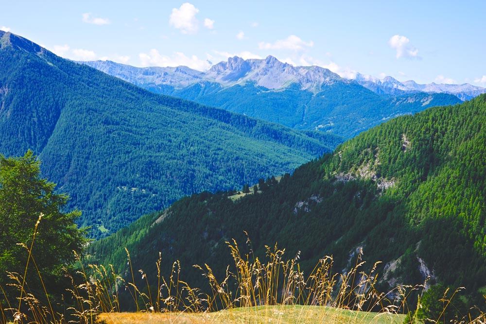photo de la vallée